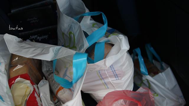 Συγκεντρώθηκαν τρόφιμα στον αγώνα του Ναύπλιο 2017 με τον Πανηλειακό