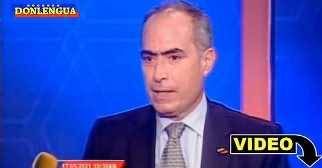 $$$ PICÓN $$$ | Rector de la Oposición Vendida dio su primera entrevista a Venevisión