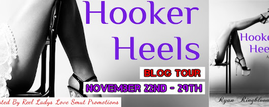 Hooker Heels by Ryan Ringbloom - Book Tour ~ Jazzy Book Reviews