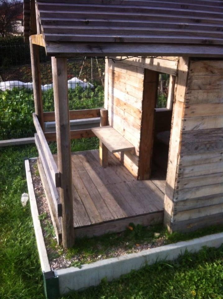 r cup et fait maison des id es r cup et d co la cabane en palettes. Black Bedroom Furniture Sets. Home Design Ideas