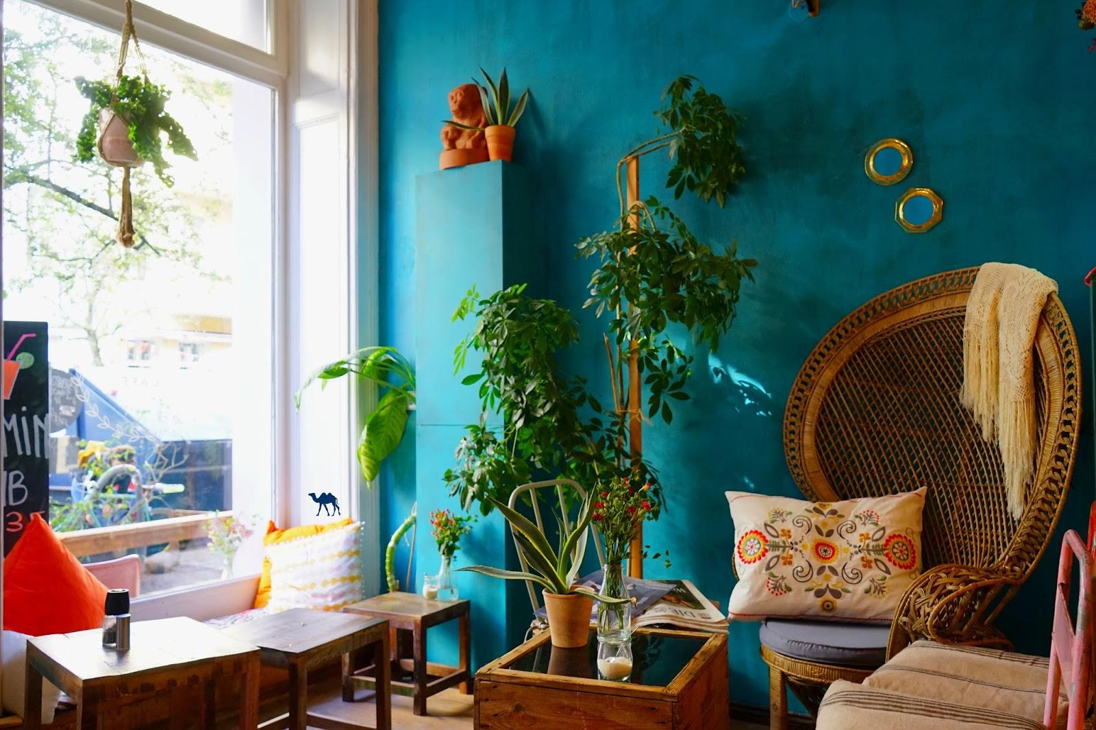 Le Chameau Bleu - Frida Cafe