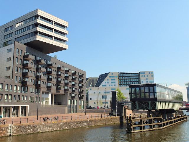 Amsterdam IJ Dock