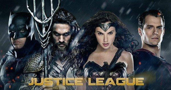 Justice League Rilis Foto Konsep Terbaru 6 Anggota Superheronya