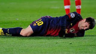 نتيجة صادمة لنادي برشلونة عقب التعادل مع أتلتيكو.. وخروج ميسي بسبب الإصابة ضمن فعاليات الدوري الأسباني