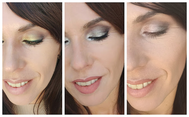 Sección de looks para Navidad: Maquillajes GLAM versión low cost 07