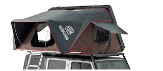 Rooftoptent, sky-camp