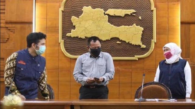 Kasus Covid-19 Kota Surabaya Tembus 208 Orang, Sekdaprov Jatim: Kemungkinan Akan Dilakukan PSBB