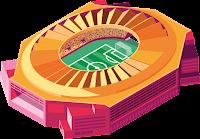 PES 2021 Stadium La Cartuja EURO 2020
