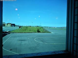 PORTUGAL / Aeroporto, Ilha Terceira, Açores, Portugal