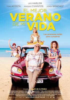 El Mejor Verano De Mi Vida 2018 DVD R2 PAL Spanish