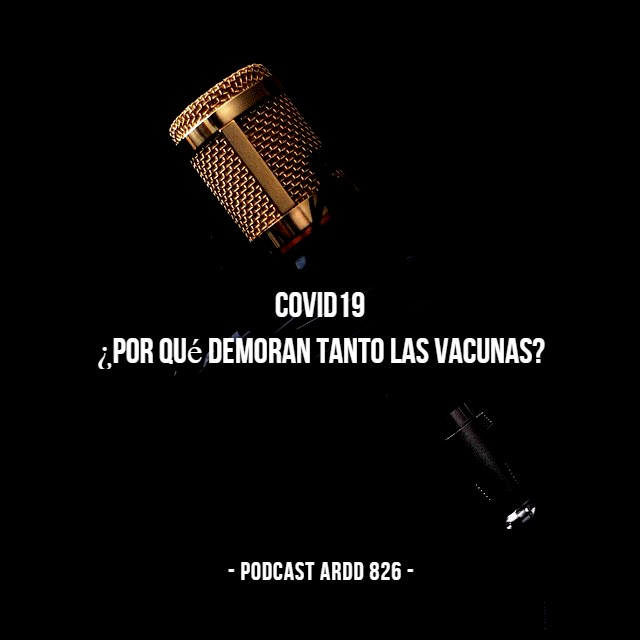 Podcast ARDD 826