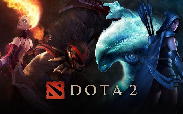 تحميل لعبة دوتا dota 2 مجانا للكمبيوتر برابط واحد مباشر مضغوطة كاملة