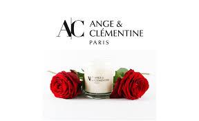 Ambiance bougie parfumée décoration saint valentin ange Paris