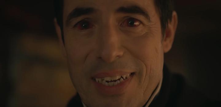 Dracula Minissérie BBC-NetFlix