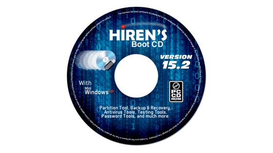 HIREN'S BOOT CD
