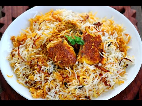 FISH BIRYANI RECIPES