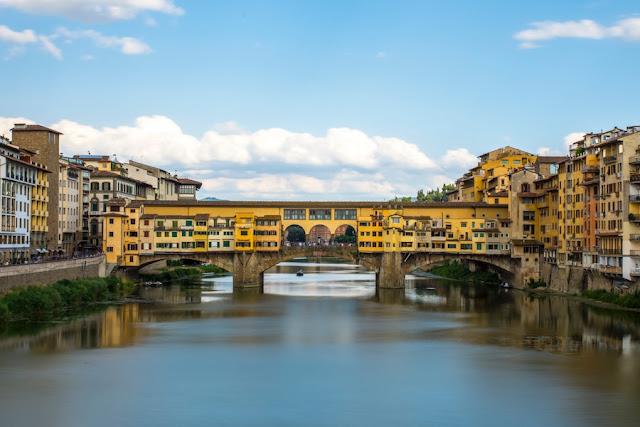 Ponte Vecchio Firenze itinerario