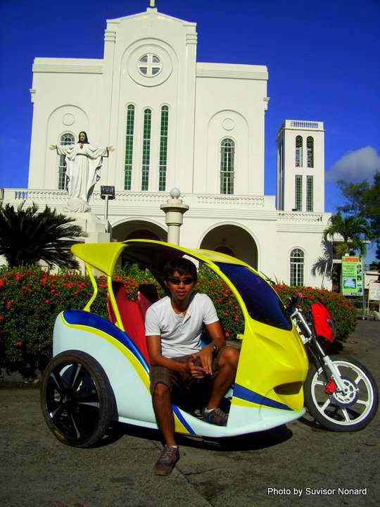 A new breed of tricycles in Iloilo | ILOILO: The HEART of the
