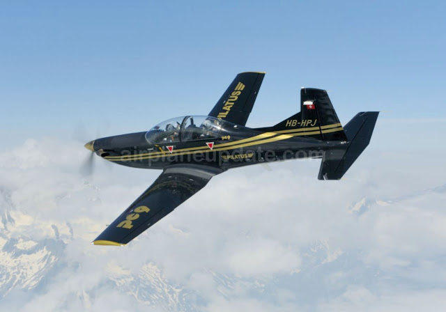 Pilatus PC-9M advanced trainer