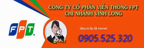 Đăng Ký Internet FPT Xã Trường An, Tp Vĩnh Long