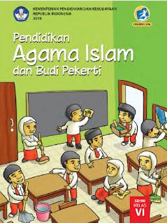 Buku Guru Dan Siswa PAIBP Kelas 6 SD/MI Revisi Terbaru