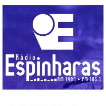 Ouvir agora Rádio Espinharas FM 105,1 - Patos / PB