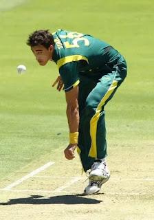 Mitchell Starc 5-20 - Australia vs West Indies 1st ODI 2013 Highlights