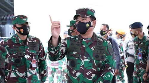 Setelah PAN, Kini Politisi Gerindra Minta Hadi Tjahjanto Mundur Sebagai Panglima TNI