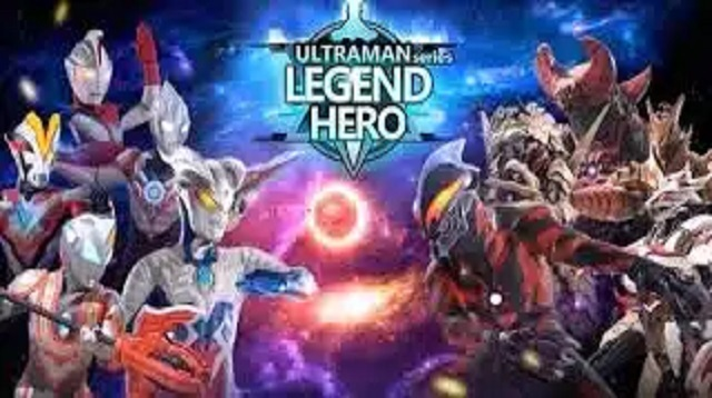 Cara Hack Ultraman Legend of Heroes