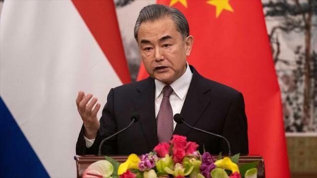 """China exige a Occidente que retire su """"mano negra"""" de Hong Kong"""
