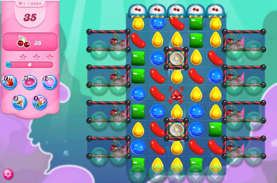Candy Crush Saga level 9294
