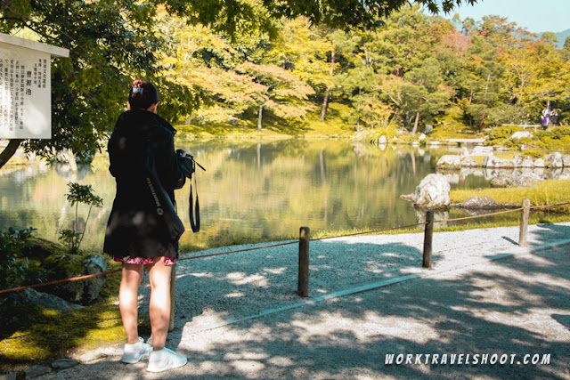 A must-visit when in Kyoto: Tenryuji Temple and Sogenchi Garden