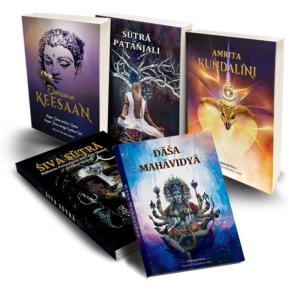 Buku  Spiritual Hindu, Yoga dan Meditasi