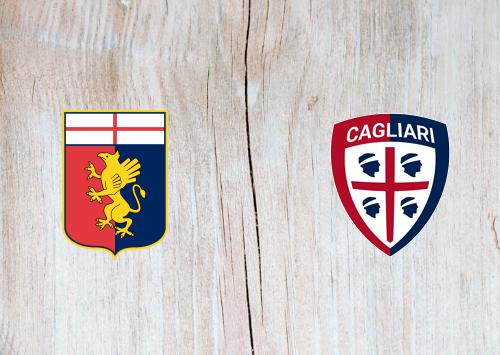 Genoa vs Cagliari -Highlights 9 February 2020
