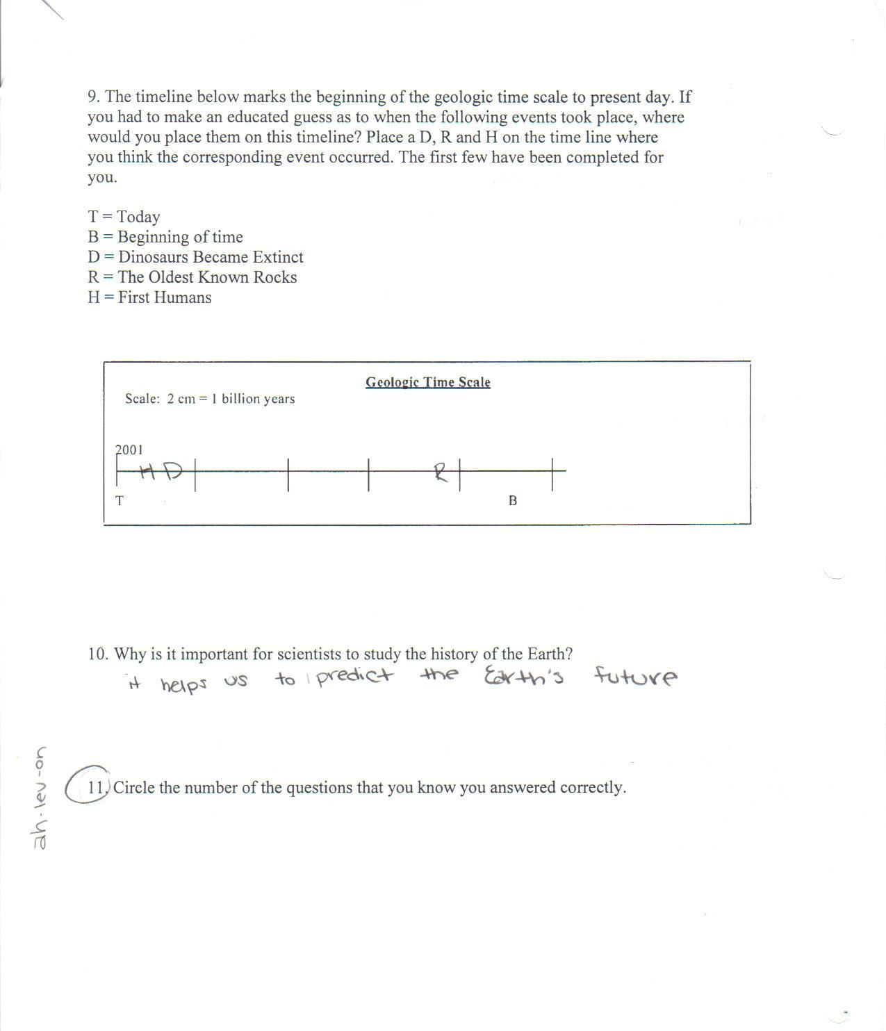 Worksheet Geologic Time Scale Worksheet Worksheet Fun Worksheet Study Site