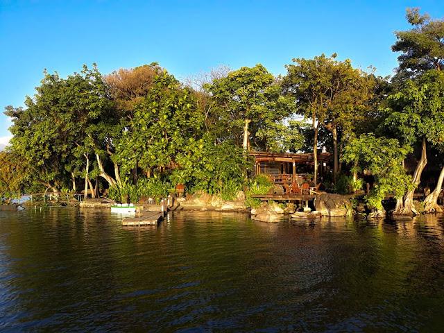Hotel Jicaro Island Lodge en Nicaragua