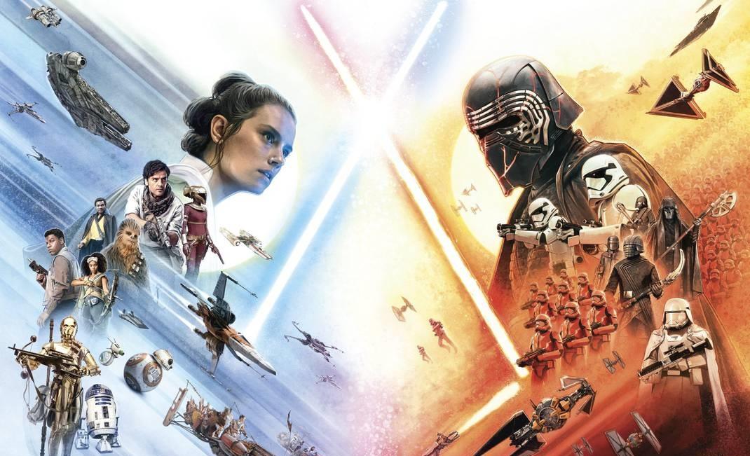 Star Wars: A Ascensão Skywalker/LucaFilm/Divulgação