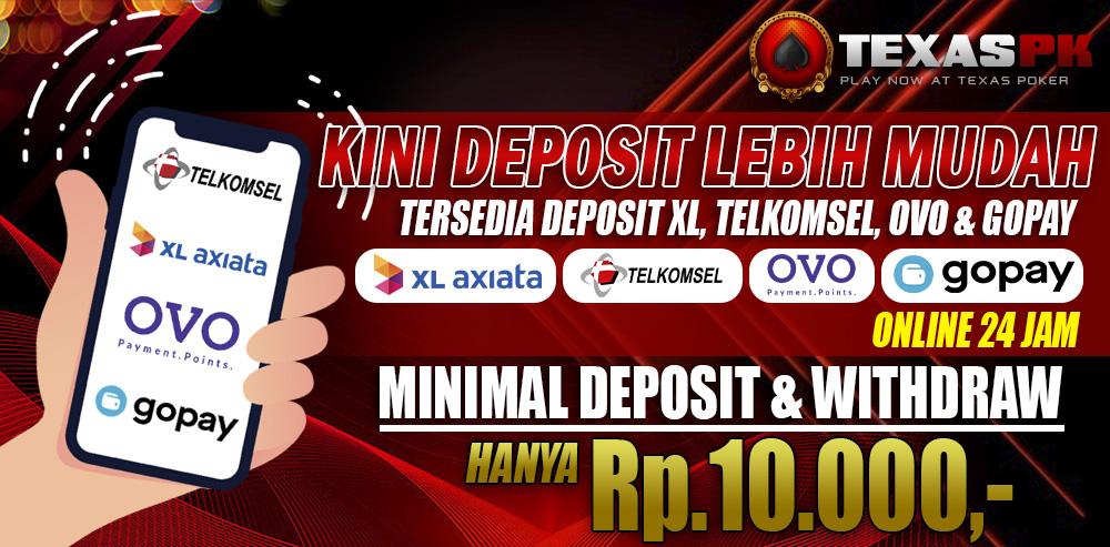 Deposit Mudah