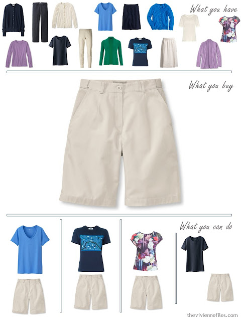how to build a capsule wardrobe with colour