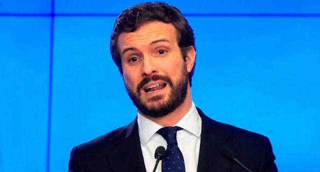 """Casado amenaza con votar en contra de los dos últimos decretos por """"las mentiras"""" del Gobierno"""