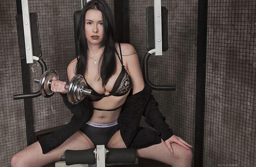 NatalieAdison Model GlamourCams