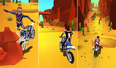 Slingshot stunt biker Apk+Data Free on Android Game Download