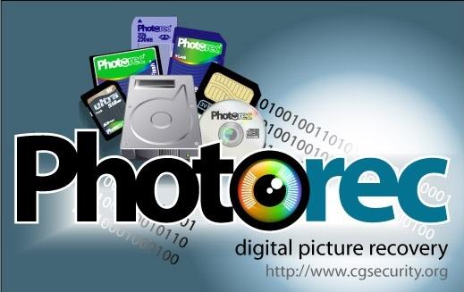 برنامج PhotoRec إسترجاع الصور المحذوفة 2021
