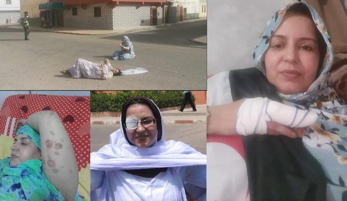 ⭕ Amnistía Internacional insta a Marruecos a poner fin al arresto domiciliario impuesto a la activista saharaui Sultana Jaya y su familia.