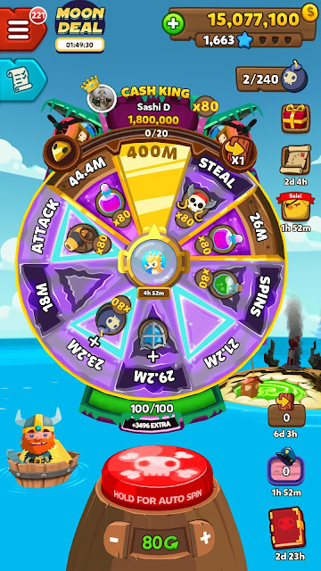 Coin Master Free Spins and Coins 2020