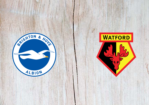 Brighton & Hove Albion vs Watford -Highlights 8 February 2020
