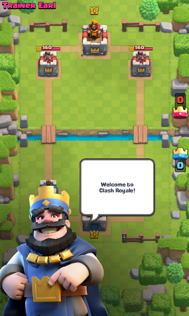 Welcome To Clash Royale