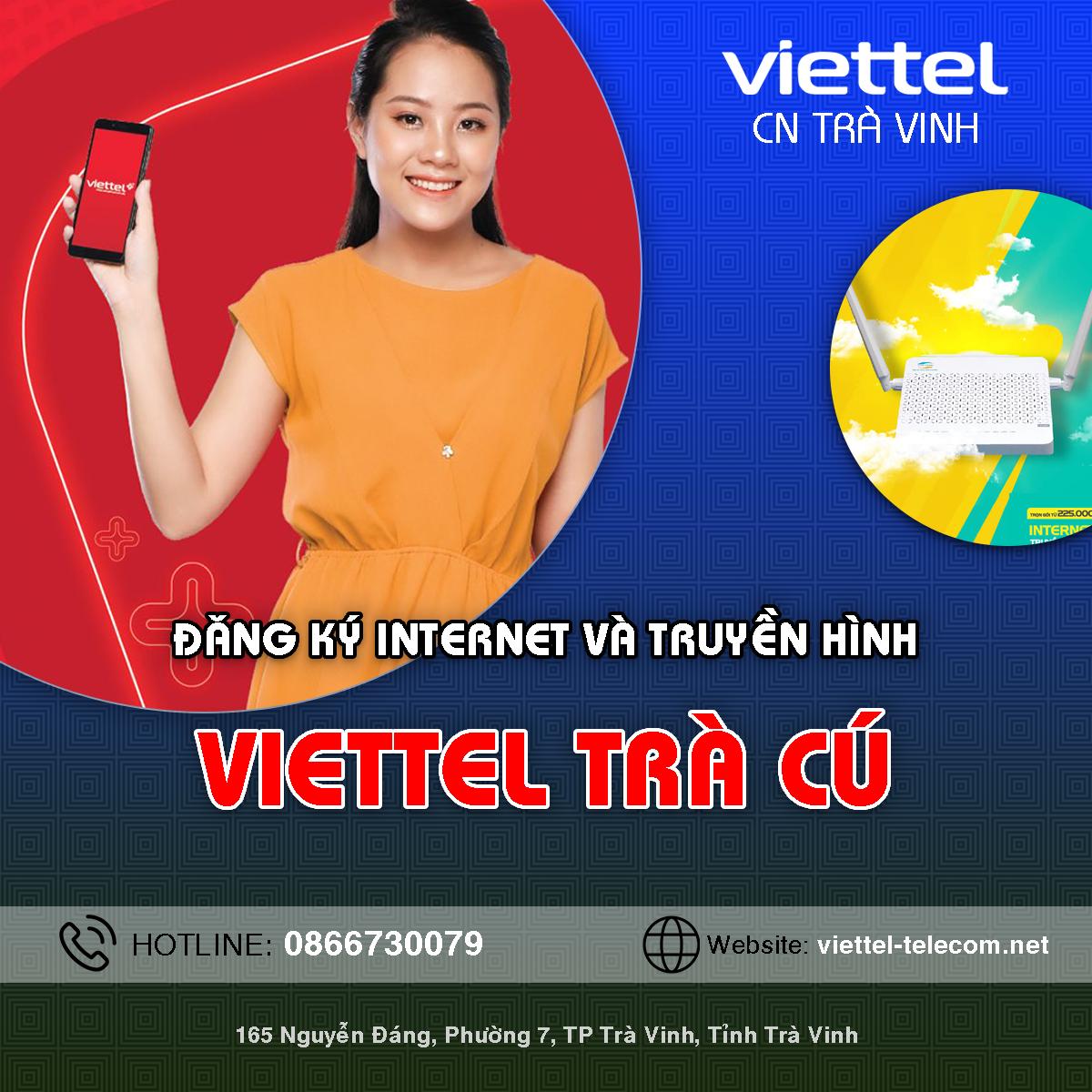 Cửa hàng Viettel huyện Trà Cú