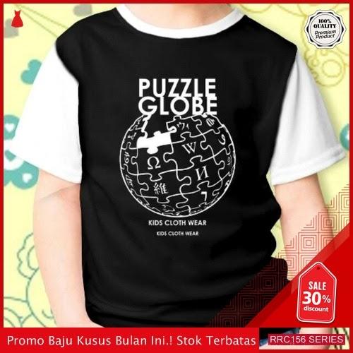 RRC156B40 Baju Bayi Anak Puzzle Globe Fashion Bayi BMGShop