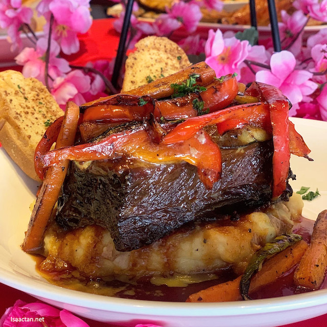 Short Ribs with Honey Plum Sauce - RM98.99 nett
